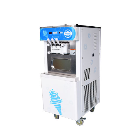 Classic Vertical soft ice cream machine