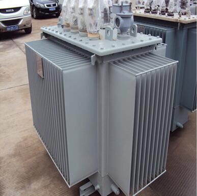 6300KVA Toroidal oil immersed electrical distribution transformer
