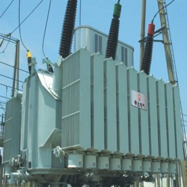 120MVA/220KV Toroidal three phase two windings Power transformer