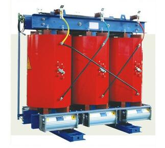 SC(B) Three Phase Toroidal Cast resin Dry type Transformer