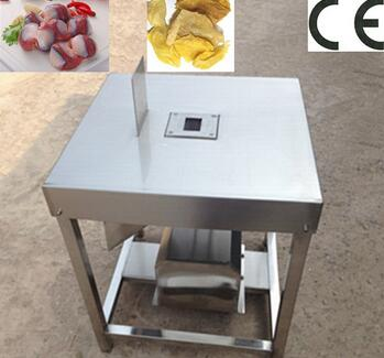 Duck processing slaughtering equipment duck gizzards shelling machine