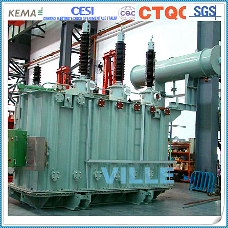 S11-31500/35 35KV three phase power transformer with OCTC