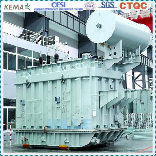 HSSPZ-120000/35KV 120MVA Electric Arc Furnace Transformer