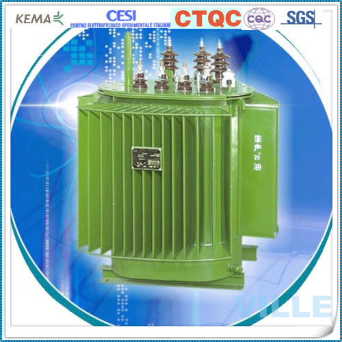 S11-M. RL Three-Dimensional Wound Core Distribution Transformer