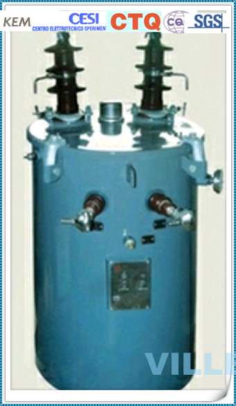 DH15 50Hz self-protected single-phase distribution transformer