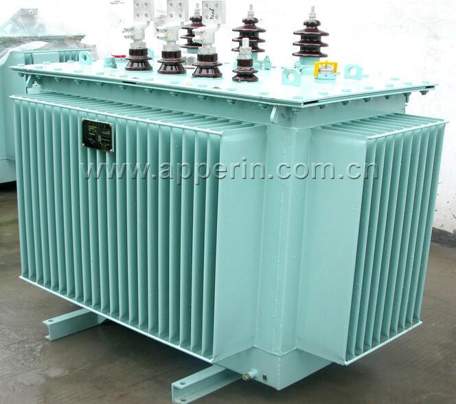 APPERIN 11KV 500kva Three-phase Oil-immersed Power Transformer