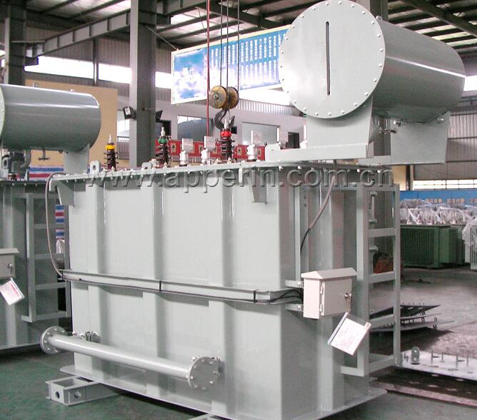 S11-35kV NLTC 33kv three phase Oil Immersed power transformer