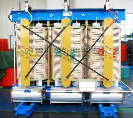 SG(B)10-10kV 9kV H-class copper winding Dry type Transformer