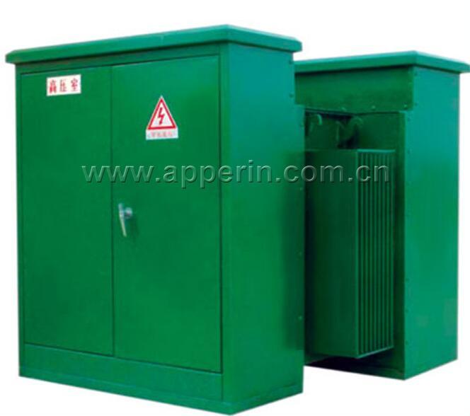 7KV 630kVA 125-1600kVA three phase Pole mounted transformer