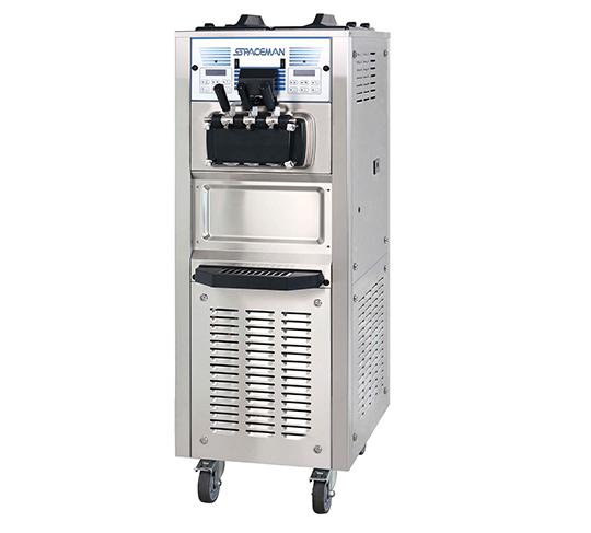High quality large model soft serve ice cream machine