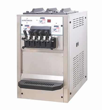 commercial frozen table ice cream machine