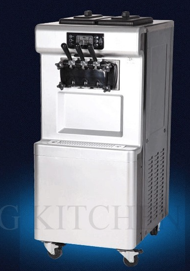 freestanding commercial ice cream machine whole sale