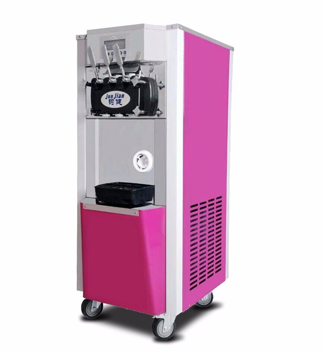 Colorful Soft ice cream machine wholesale