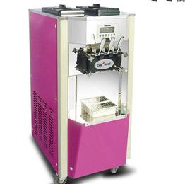 2017 stainless steel soft ice cream making machine