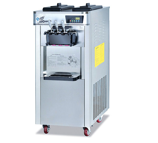 stainless steel  Soft Ice Cream Machine