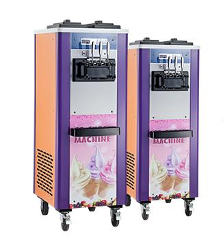 Wholesale factory price floor standing soft serve ice cream machine