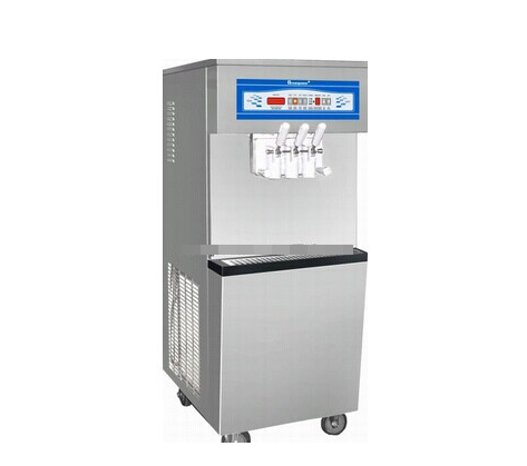 Soft Ice Cream Machine with Italian Compressor