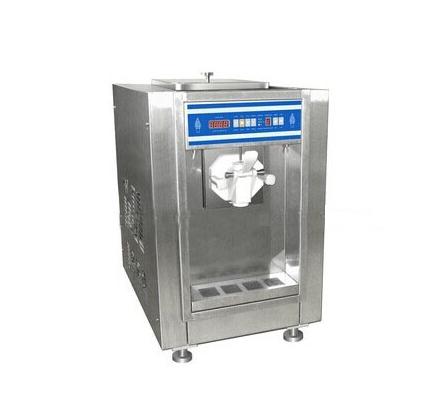 mixed Flavors Soft Serve Ice Cream Machine