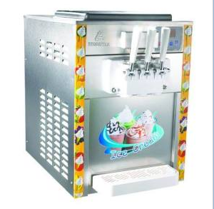 2017 new style Small Soft Table Icecream Machine