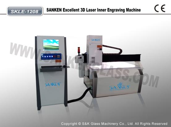 3D Laser Inner Engraving Machine