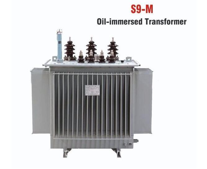 S9-M 10KV three phase oil-immersed distribution transformer