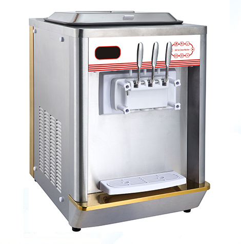 High Quality Customized Soft Ice Cream Machine