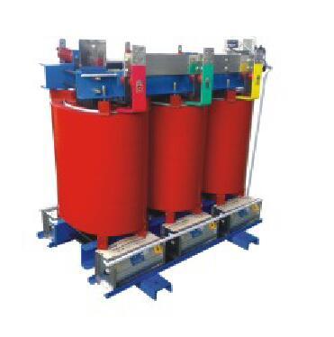 SC(B)9 10kV Series three phase cast Resin Dry-Type Transformer