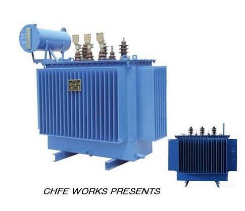 11KV 500KVA Three phase Toroidal Oil Immersed Power Transformer