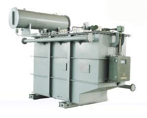 9000kva three phase 34.5kv Two windings furnace transformer