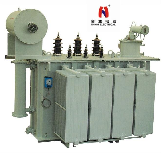 35kv copper winding Oil immersed distribution power transformer