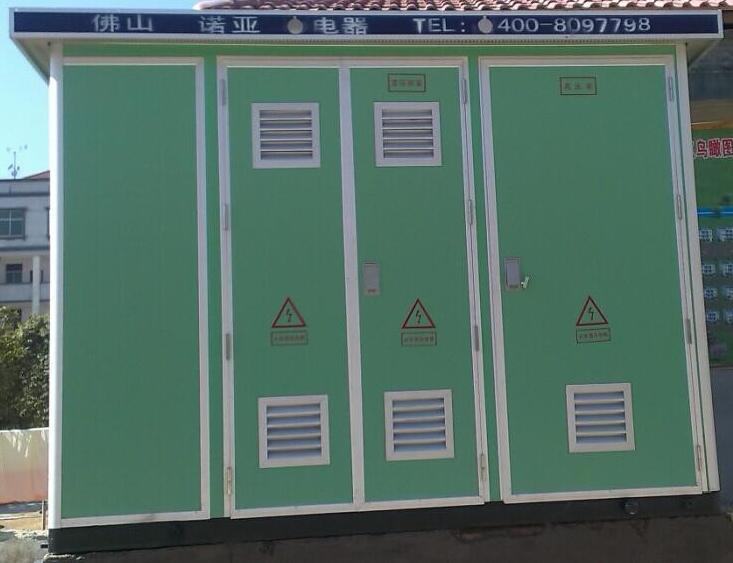 ONAN/ONAF 50Hz/60Hz America combination transformer substation
