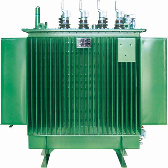 33KV three copper winding oil immersed distribution transformer
