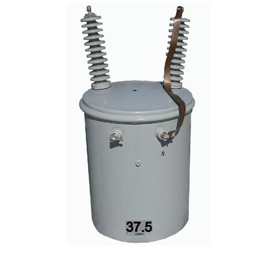 37.5KVA CSP 50Hz/60Hz Single phase pole mounted transformer