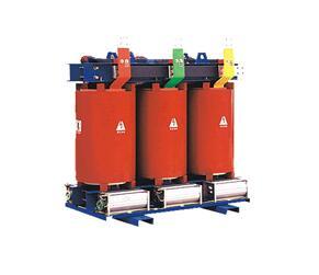 10kv SC(B)10 series resin insulation dry-type power transformer