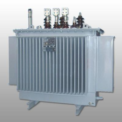 S11 10KV 400KVA 3 phase oil immersed distribution power transformer