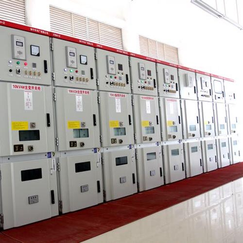 50/60Hz GCS series low voltage power switchgear cubicle