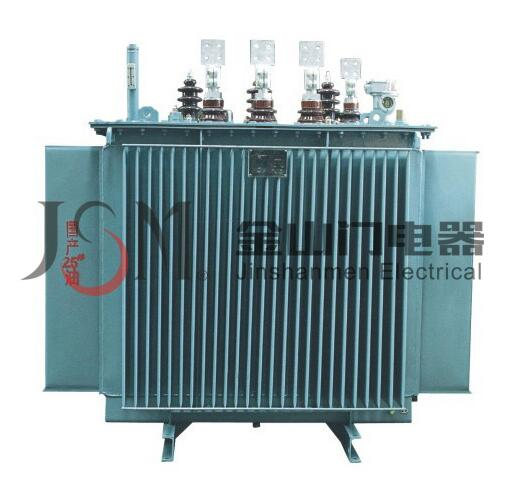 10-2500KVA 11KV Power usage oil cooled two coil seal transformer
