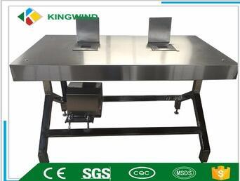 Abattoir equipment gizzard defatting machine