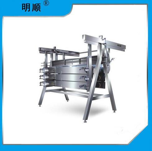 Vertical Poultry Feather Plucking Machine