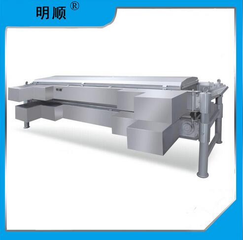Four Power Horizontal Poultry Feather Removal Machine