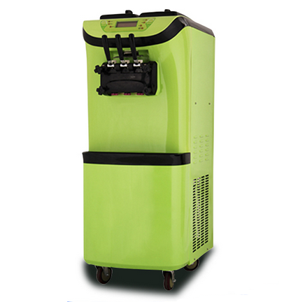 Colred Ice Cream Machine with Over-Night Function