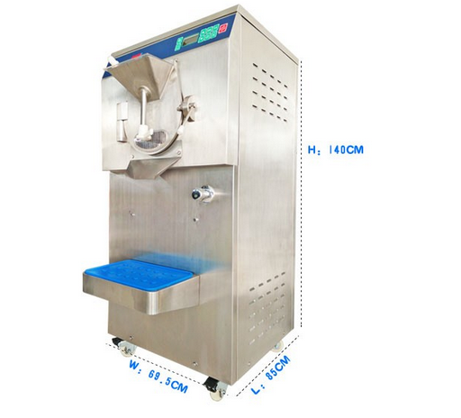 Hard Ice Cream Machine wholesale