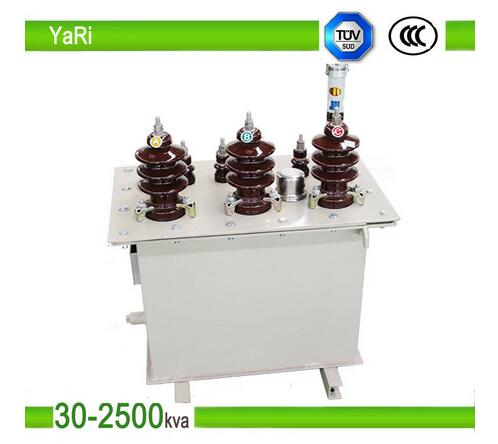 2500KVA 10KV 630 kva oil-immersed power distribution transformer