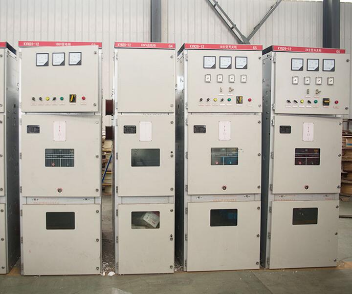 IP4X ample cable room affordable fair electrical switch cabinet