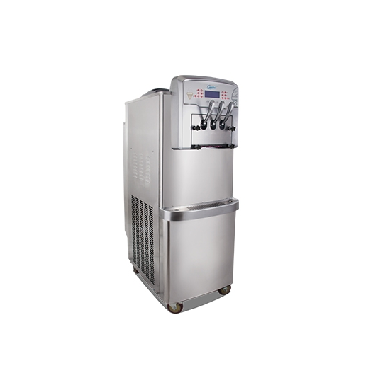 Ce Approved Commercial  Luxury Soft Ice Cream Machines