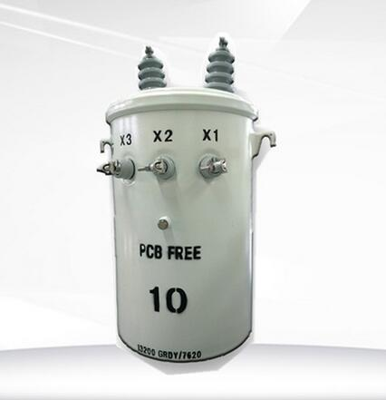 IEC60076 Standard 1500kva single phase pole mounted transformer