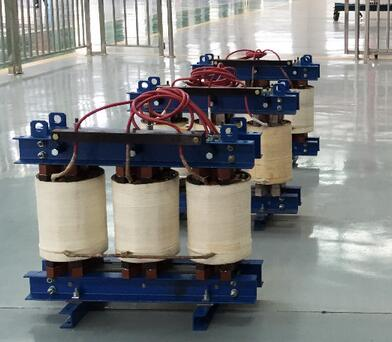 SCB10 500 kva 6kv epoxy resin cast dry-type power transformers