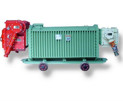 850 kva CE approved mining flame-proof power transformer