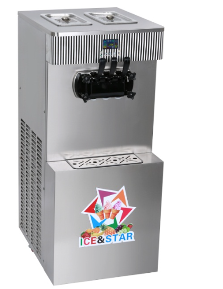 Hoot Floor Model Soft Ice Cream Machine