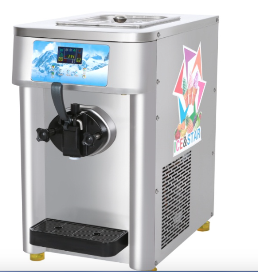 Soft Serve Ice Cream Machine/Commercial Ice Cream Maker